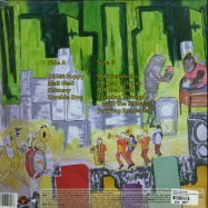 Back View : Hungry March Band - RUNNING THROUGH WITH THE SADNESS (LP) - Imaginator Records / LPIR004