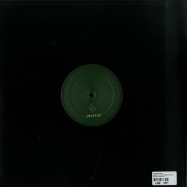 Back View : Johnny Island - RADIUS EP (CLEAR MARBLED VINYL) - Smaragd / SMRGD003