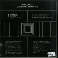 Back View : Michel Nolet - ELECTRONIC, ABSOLUTELY - Orbeatize / ORB 14