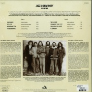 Back View : Jazz Community - REVISITED (LP) - Sonorama / SONOL109