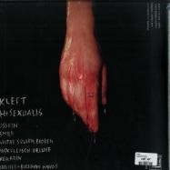 Back View : Kleft - H+ SEXUALIS (LP) - Domestic Exile / DEX005