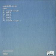 Back View : Shinichi Atobe - HEAT (2LP) (REPRESS) - DDS / DDS035