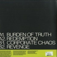 Back View : Opal - BURDEN OF POWER EP - Involve Records / inv025