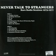Back View : Tom Waits - NEVER TALK TO STRANGERS (LP) - Wax Radio / WLVR001