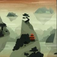 Back View : Cluekid - MYSTIK WORLD / BUNN DA SENSI - Infernal Sounds / IFS014