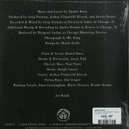 Back View : Daniel Knox - DIE HARD / DIE HARDER (7 INCH) - H.P. Johnson / HPJP7I1