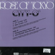 Back View : City-O - ROSE OF TOKYO - Zyx Music / MAXI 1026-12