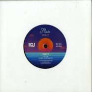 Back View : Flughand & Smuv - FLUO (7 INCH) - King Underground  / KU063