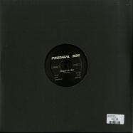 Back View : Jokasti & Nek - UNCERTAIN PAST EP - Prodigal Son / PRSON008
