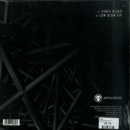 Back View : Benny L - VANTA BLACK (10 INCH) - Metalheadz / METAVB1