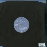 Back View : David Bowie - THE POWER TO CHARM (LTD BLUE LP) - Roxborough Music Broadcasts / ROXMB053-C