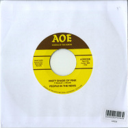 Back View : People In The News - COLOR ME / MISTY SHADE OF PINK (7 INCH) - Athens of the North / AOE035