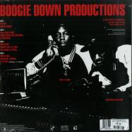 Back View : Boogie Down Productions - CRIMINAL MINDED (COLOURED 2LP) - B-Boy / TEG76538LPC