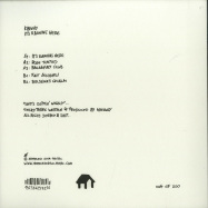 Back View : Kinway - IT S RAINING HERE - Homeless Soul Music / HLSM006