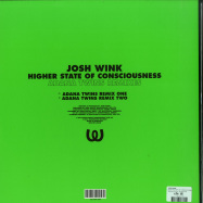 Back View : Josh Wink - HIGHER STATE OF CONSCIOUSNESS (ADANA TWINS REMIXES) REPRESS, VINYL ONLY) - Watergate Records / WGVINYL63R