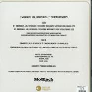 Back View : Emmanuel Jal, Nyaruach - TI CHUONG REMIXES - MoBlack Records / MBRV007