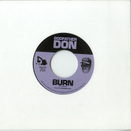 Back View : Godfather Don - STUCK OFF THE REALNESS (7 INCH) - Diggers with Gratitude / DWG7020