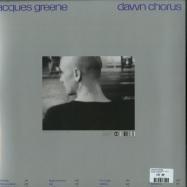 Back View : Jacques Greene - DAWN CHORUS (2LP + MP3) - Lucky Me / LM059LP