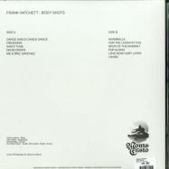 Back View : Frank Hatchett - BODY SHOTS - Monte Cristo / MOCR003
