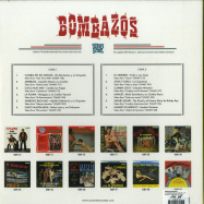 Back View : Various Artists - 12 BOMBAZOS BAILABLES (LP) - Vampisoul / VAMPI208 / 00137645