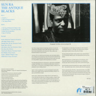 Back View : Sun Ra - THE ANTIQUE BLACKS (LP) - Art Yard / ARTYARD-CIA100