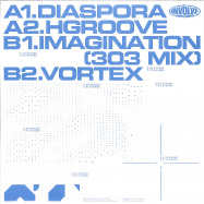 Back View : Z.I.P.P.O - DIASPORA EP - Involve Records / inv028