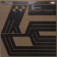 Back View : Raffaele Attanasio - BOHEMIAN GROVE EP - Involve Records / inv030