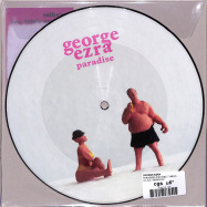Back View : George Ezra - PARADISE (PICTURE 7 INCH) - Columbia / 19075812187