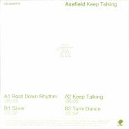 Back View : Axefield - KEEP TALKING - Whos Susan / SUSAN010