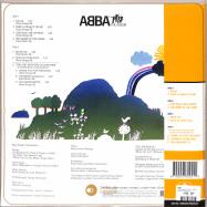Back View : Abba - THE ALBUM (180G LP + MP3) - Universal / 5762251_AB