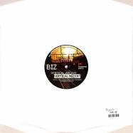 Back View : Biz - VERTICAL ASCENT EP - Cliq / cliq002ltd