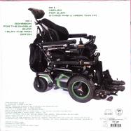 Back View : Dax Pierson - NERVE BUMPS (A QUEER DIVINE DISAPPOINTMENT) (LP) - Dark Entries / DE-278