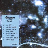 Back View : Various Artists - EVERYWHERE (2LP) - Partout / PARTOUT0.01