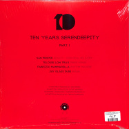 Back View : San Proper Tolouse Low Trax F Mammare - 10 YEARS SERENDEEPITY PT1 - Serendeepity / SER002_1