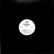 Back View : Francois K. - FK EP (WHITE VINYL) - Wave Music / WM50004WhiteVinyl