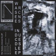 Back View : War Scenes - INDUCT SLEEP (TAPE / CASSETTE) - Instruments Of Discipline / IOD049