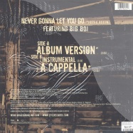 Back View : Omarion Feat Big Boi - NEVER GONNA LET YOU GO - Epic Records sny76979