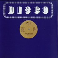 Back View : Marta Acuna - DANCE DANCE DANCE ( P. ADAMS ) - P&P Records / PP555-12