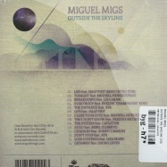 Back View : Miguel Migs - OUTSIDE THE SKYLINE (CD) - OM Records / cdom522