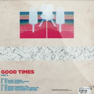 Back View : Ray Okpara - GOOD TIMES PART 2 (COLOURED 2X12INCH LP) - Mobilee / Mobilee102
