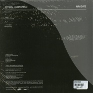Back View : Flying Horseman - NAVIGATE (10 INCH) - Unday Records / 541416505745