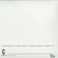 Back View : Moerbeck - TEENS ON FIRE - Code Is Law / Codeislaw001