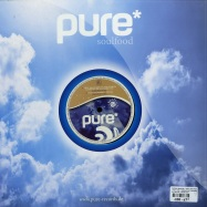 Back View : Patrick Schulze / Vijay (aka.parallel.) Ft. Sir Charles - LITTLE LOVE / RADIANCE OF A SUMMER DAY - Pure Records / PUREREC005V