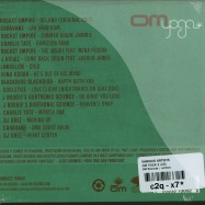Back View : Various Artists - OM YOGA 2 (CD) - OM Records / om600