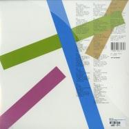 Back View : Will Saul - WILL SAUL DJ-KICKS (2X12 INCH LP + CD) - !K7 Records / K7316LP