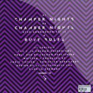 Back View : Chris Tietjen & Christian Burkhardt - CHAMBER NIGHTS (DYED SOUNDOROM RMX) - Cocoon / COR12113