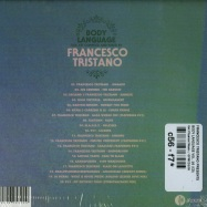 Back View : Francesco Tristano Presents - BODY LANGUAGE VOL. 16 (CD) - Get Physical Music / GPMCD108