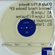 Back View : DJulz & Phil Weeks - SECOND HAND SMOKE EP / TRUS ME RMX (CLEAR VINYL) - Rex Club Music / RCM001