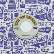 Back View : Blend Mishkin & Roots Evolution - HOL DEM (7 INCH) - Nice Up! / NUP021
