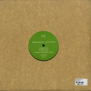 Back View : Ian Blevins & NY*AK - GRASSCUTTER EP - SAFT / SAFT11